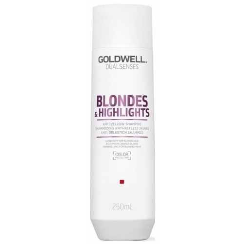 Goldwell Dualsenses Blondes & Highlights Anti-Yellow Shampoo