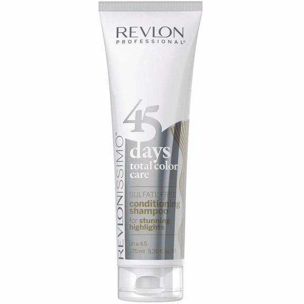 45 Days 2 in 1 Shampoo & Conditioner Stunning Highlights