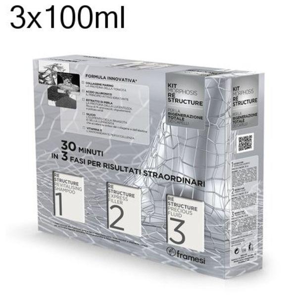 Morphosis ReStructure Kit 3x100ml