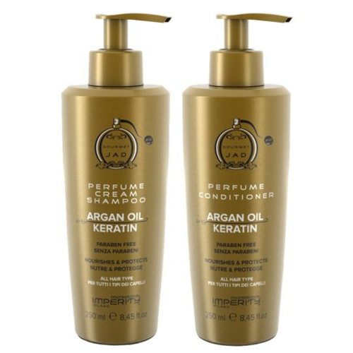 Imperity Gourmet Jad Perfume Cream Shampoo & Conditioner
