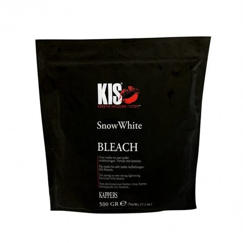 KIS Snow White Bleach Powder