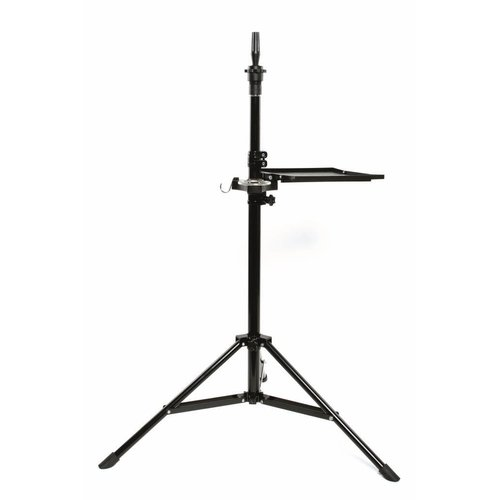 L'Image Floor stand Tripod Fold-out Black with tray