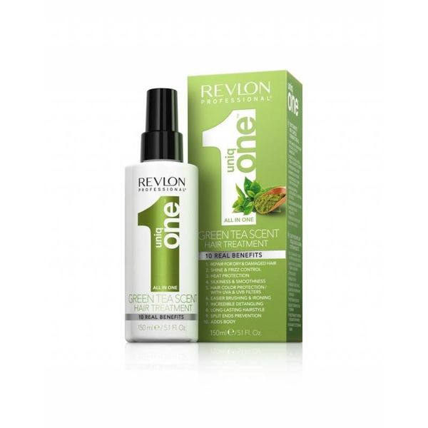 All In One Hair Treatment Green Tea