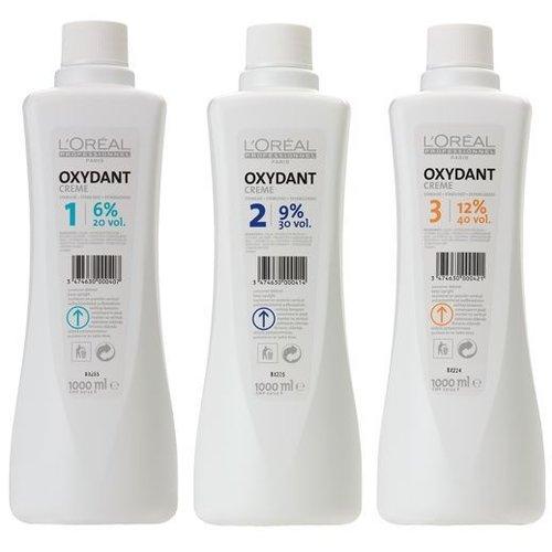 L'Oreal Oxydant Crëme 1000 ml