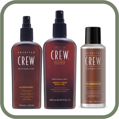 American Crew Hair Spray