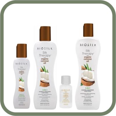 Biosilk Coconut Oil