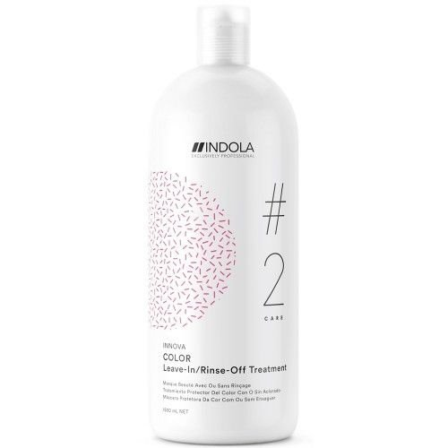 Indola Innova Color Leave In Rinse Off Treatment Mask 1500ml