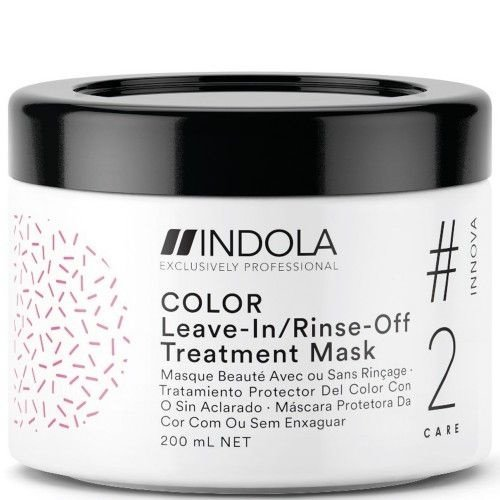 Indola Innova Color Leave In Rinse Off Treatment Mask 200ml