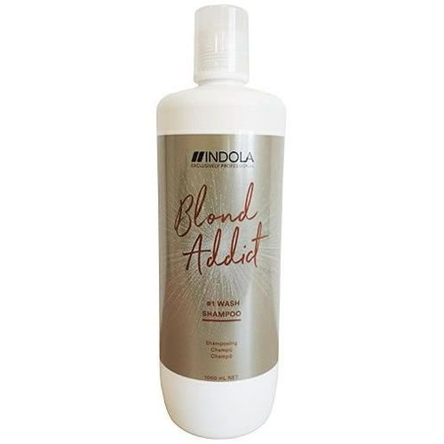 Indola Blond Addict Shampoo 1000ml