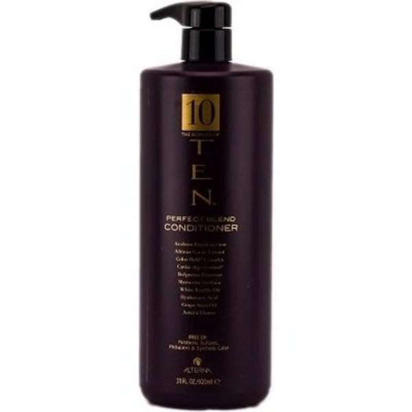 The Science Of Ten Perfect Blend Conditioner