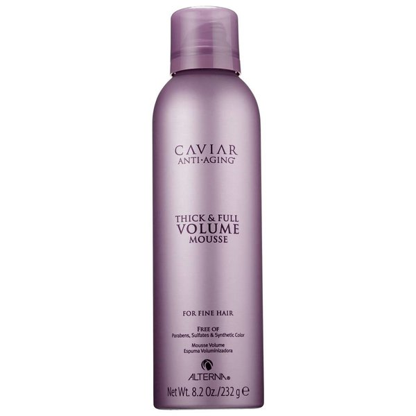 Caviar Thick & Full Volume Mousse