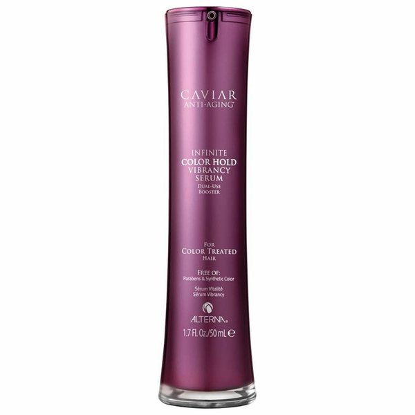 Caviar Infinite Color Hold Vibrancy Serum Dual-Use Booster