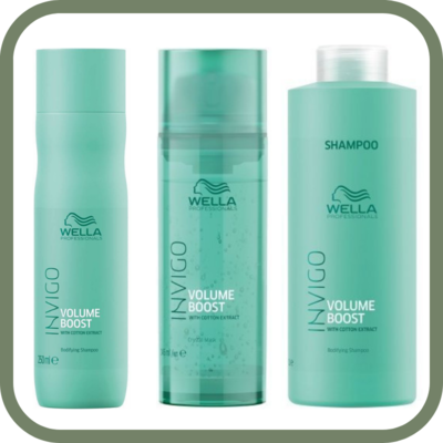 Wella Volume Boost