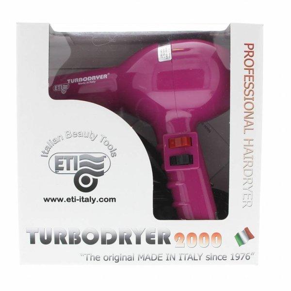 Fohn Turbo Dryer incl. blaasmond