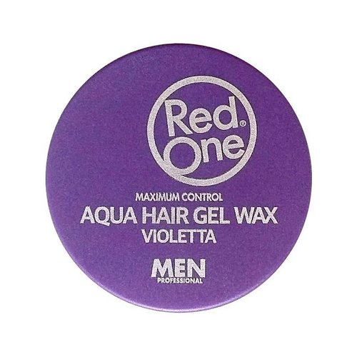 Red One Violetta Aqua Hair Gel Wax