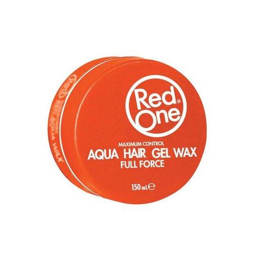 Red One Orange Aqua Hair Gel Wax