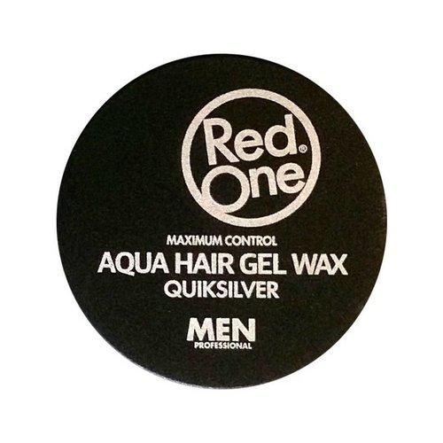 Red One Quicksilver Aqua Hair Gel Wax