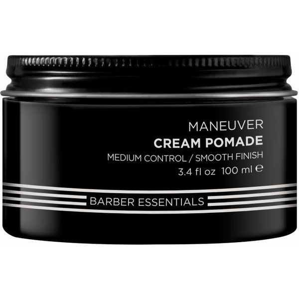 Brews Maneuver Cream Pomade 100ml