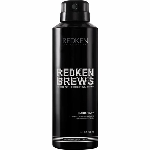 Redken Brews Hairspray 125ml
