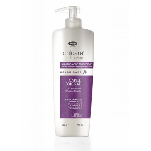Lisap Color Care After Colour Acid Shampoo 1000ml
