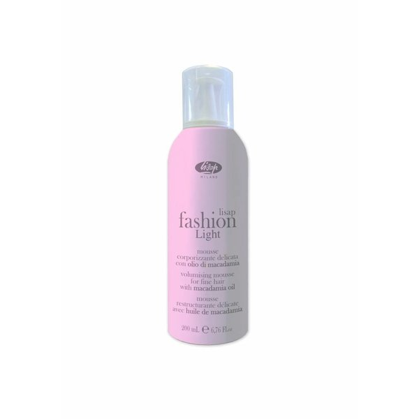 Fashion Light Volumising Mousse 200ml
