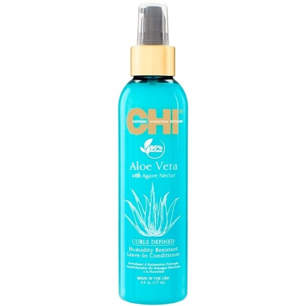 Aloe Vera with Agave Nectar Humidity Resistant Leave-in Conditioner 177ml