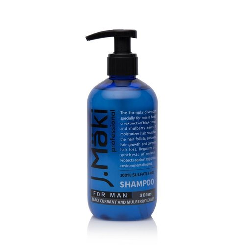 Professional LOOK UP Shampoo for Men
