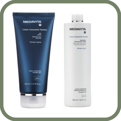 Medavita Lotion Concentree MAN