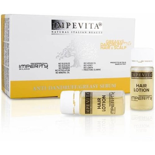 Imperity Impevita Anti-Dandruff, Greasy Serum 10x10ml
