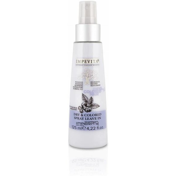 Impevita Dry & Colored Spray Leave In 125ml