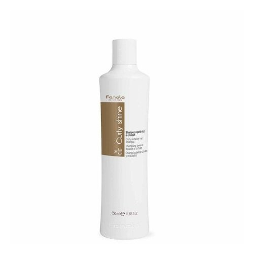 Fanola Fanola Curly Shine Shampoo 350ml