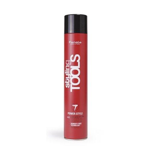 Fanola Fanola Styling Tools Power Style Extra Strong Hairspray 750ml