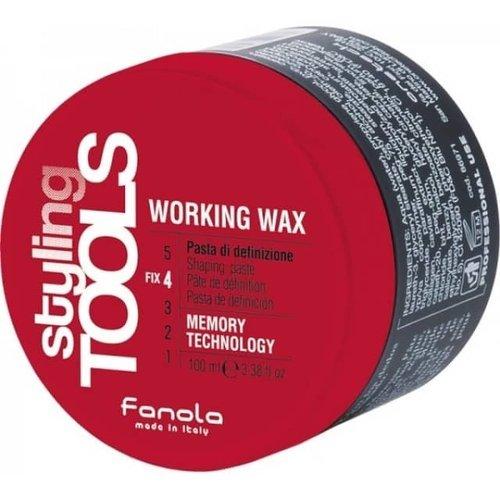 Fanola Fanola Styling Tools Working Wax Shaping Paste 100ml