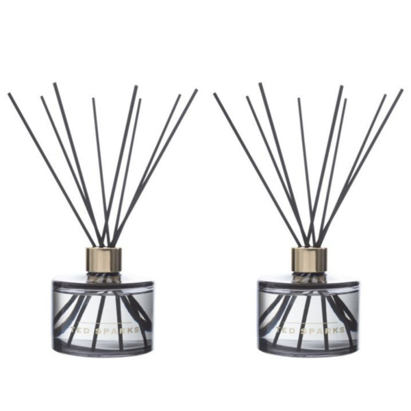 Bamboo and Peony Diffuser 2 Stuks