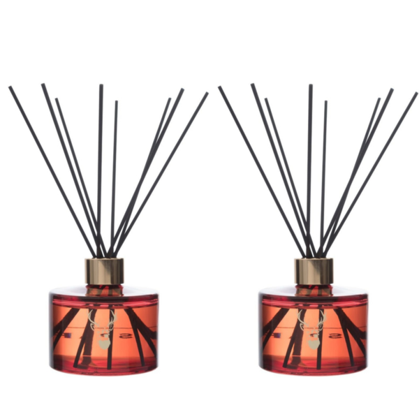 Cinnamon and Sandalwood Diffuser 2 Stuks