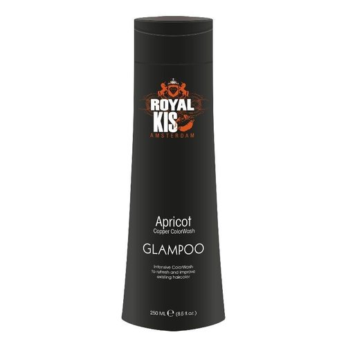 Royal Kis Glampoo Apricot (Copper) 250ml