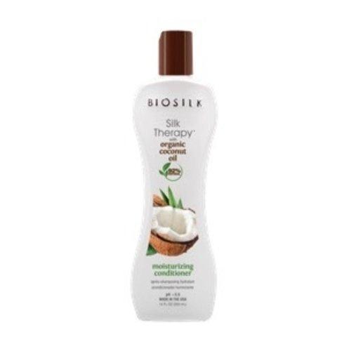 Biosilk Silk  Therapy with Coconut Oil Moisturizing Conditioner 355ml
