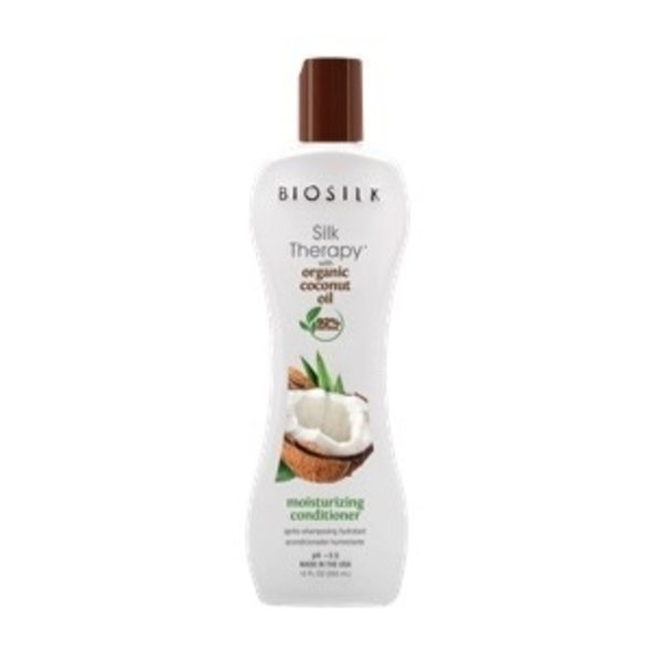 Silk  Therapy with Coconut Oil Moisturizing Conditioner 355ml