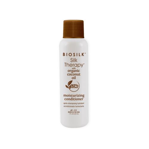 Biosilk Silk  Therapy with Coconut Oil Moisturizing Conditioner 30ml