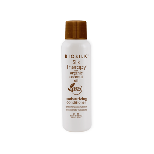 Silk  Therapy with Coconut Oil Moisturizing Conditioner 30ml