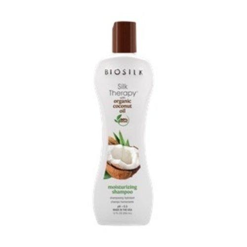 Silk  Therapy with Coconut Oil Moisturizing Shampoo 355ml
