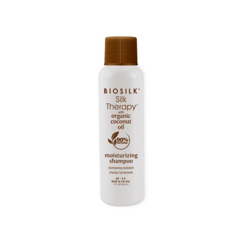 Silk  Therapy with Coconut Oil Moisturizing Shampoo 30ml