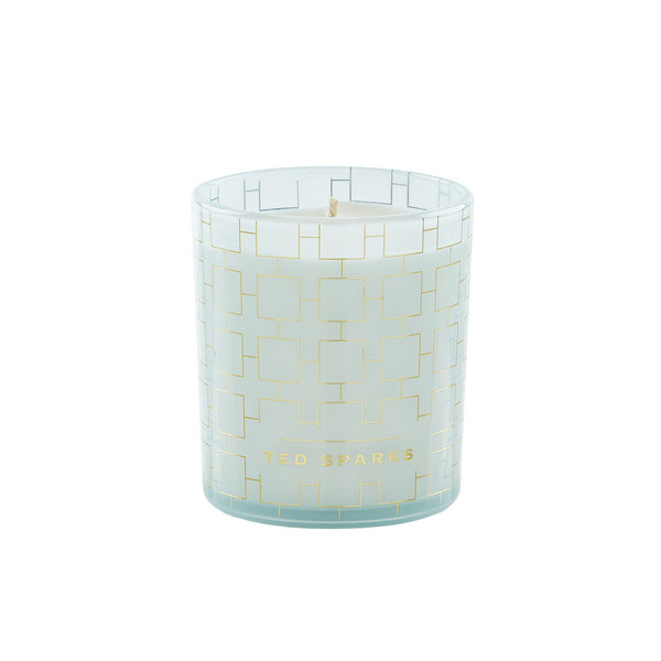 White Cardamom & Vetiver Demi Scented Candle