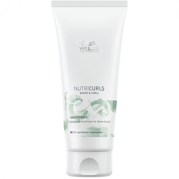 Nutricurls Waves & Curls Anti-Tangle Conditioner