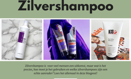 De perfecte look met zilvershampoo!