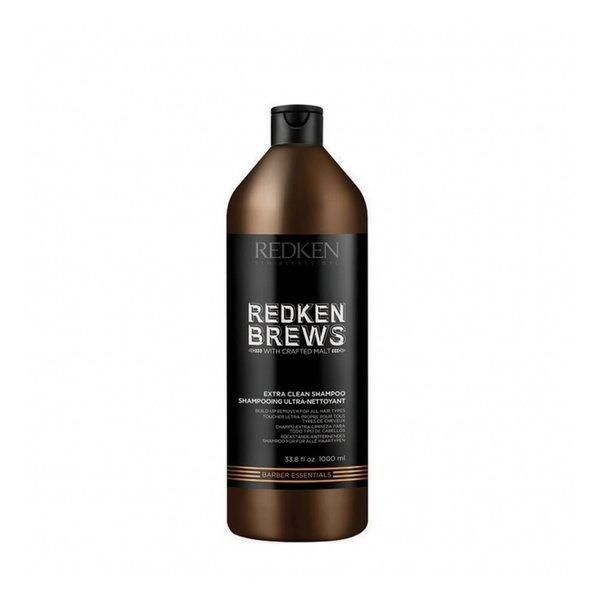 Brews Extra Clean Shampoo 1000ml