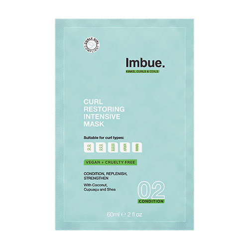 Imbue Curl Restoring Intensive Mask 60ml