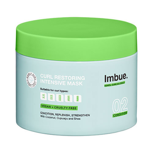 Imbue Curl Restoring Intensive Mask 300ml