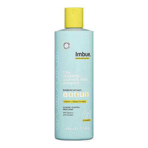 Imbue Curl Liberating Sulphate Free Shampoo 400ml