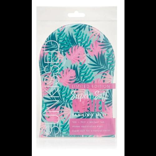 Sunkissed Limited Edition Super Soft Velvet Tanning Mitt